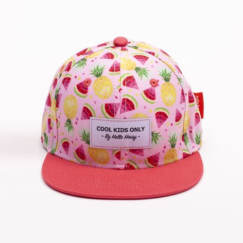 Casquette Fruity HELLO HOSSY Enfant