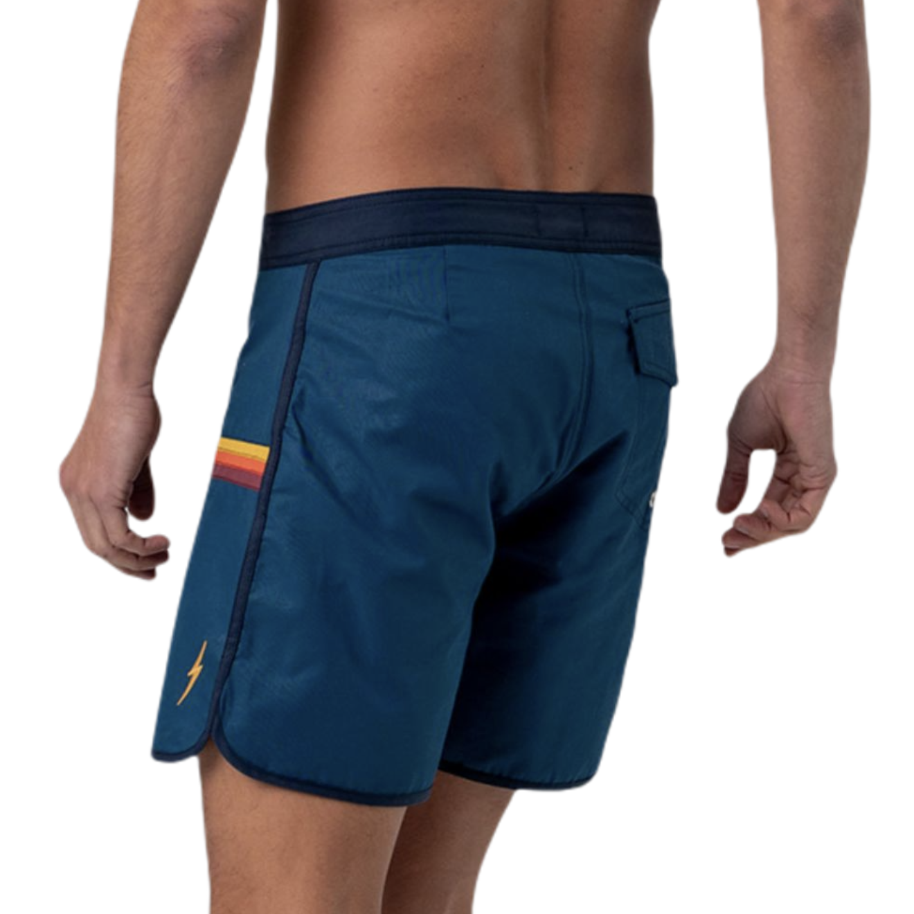 Boardshort LIGHTNING BOLT Evolver Bleu