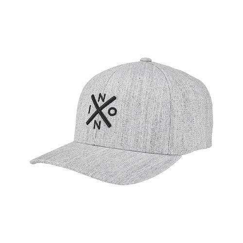 Casquette NIXON Exchange FF Gray