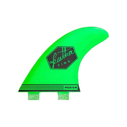 Dérives Surf Feather Fins Ultralight Series Vert