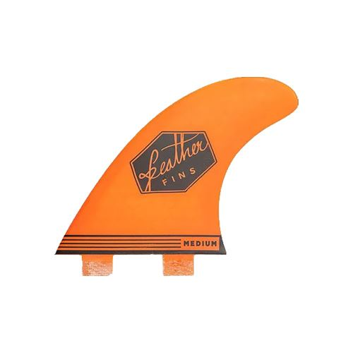 Dérives Surf Feather Fins Ultralight Series Orange