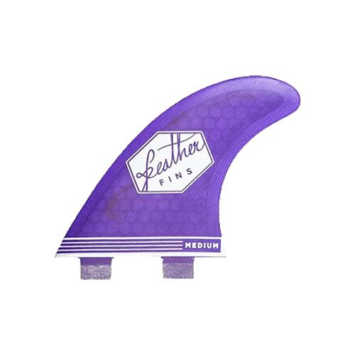 Dérives Surf Feather Fins Ultralight Series Violet