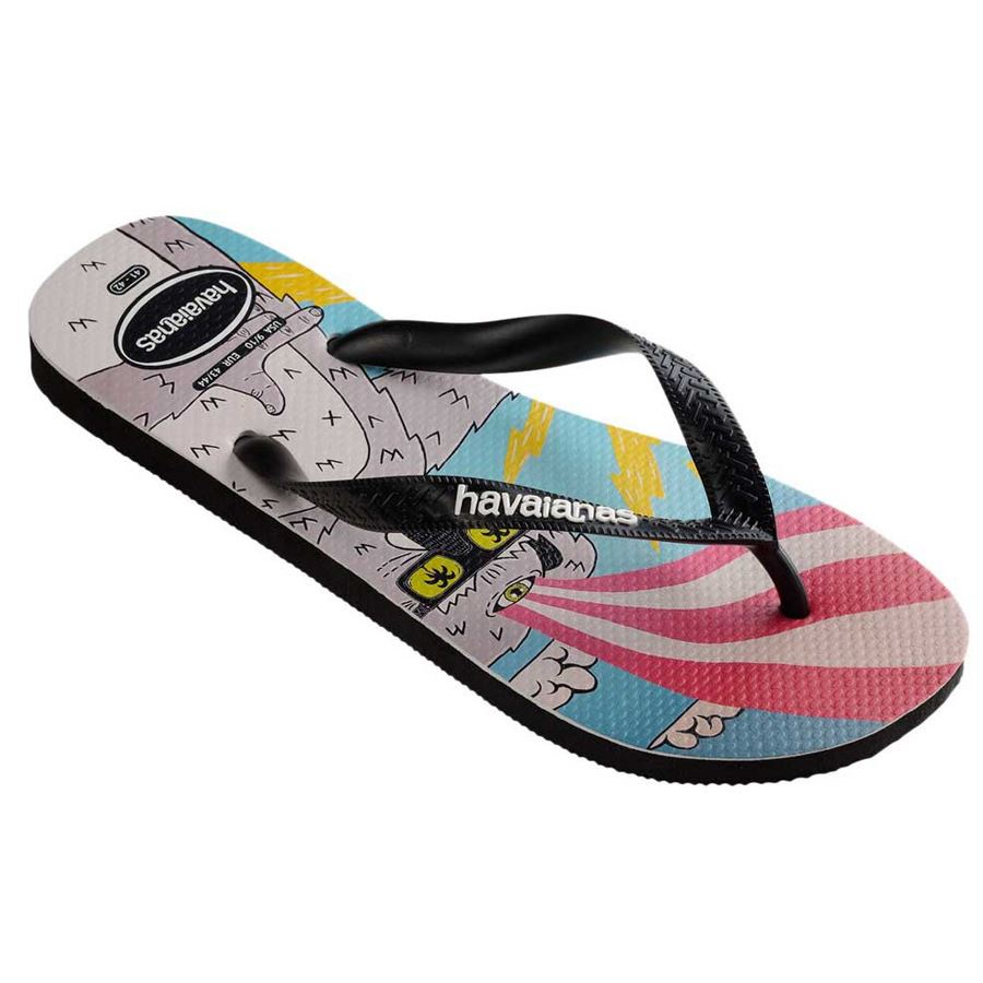 Tongs Enfant HAVAIANAS Top Mulga