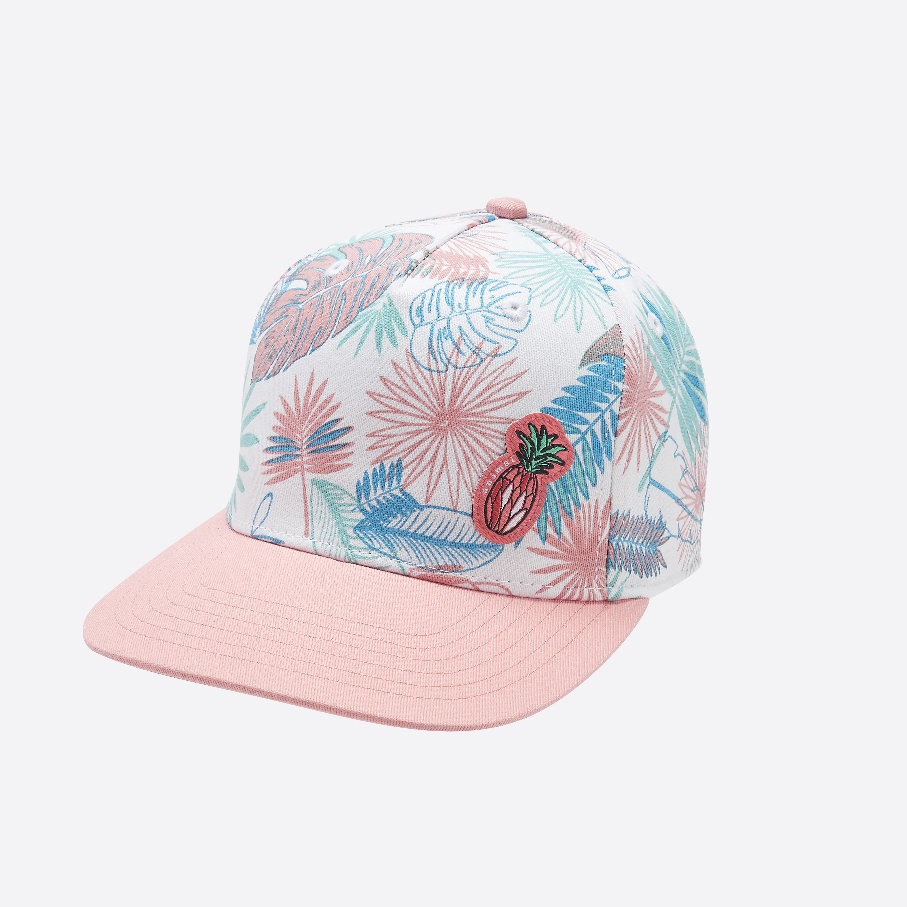 Casquette Enfant ANIMAL Daylight Flat Peak Pink