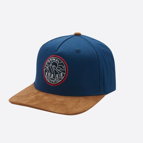 Casquette ANIMAL Pioneer Cap Dark Navy