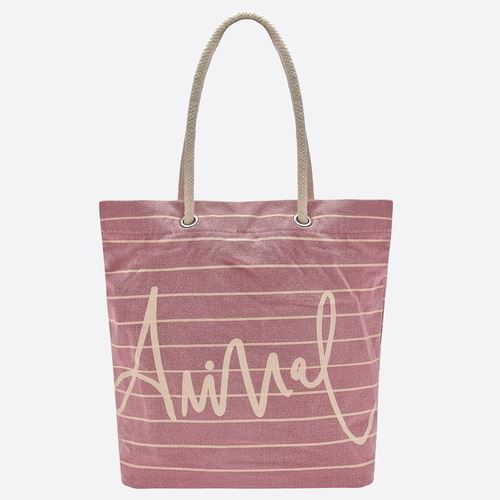 Sac de plage ANIMAL Beachin Bag Stripes