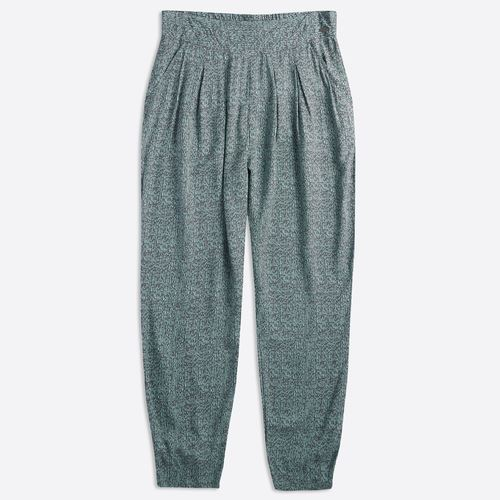 Pantalon Femme ANIMAL Beach Love Trousers Magnet Grey