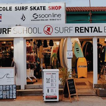 Soon Line location surf et skate