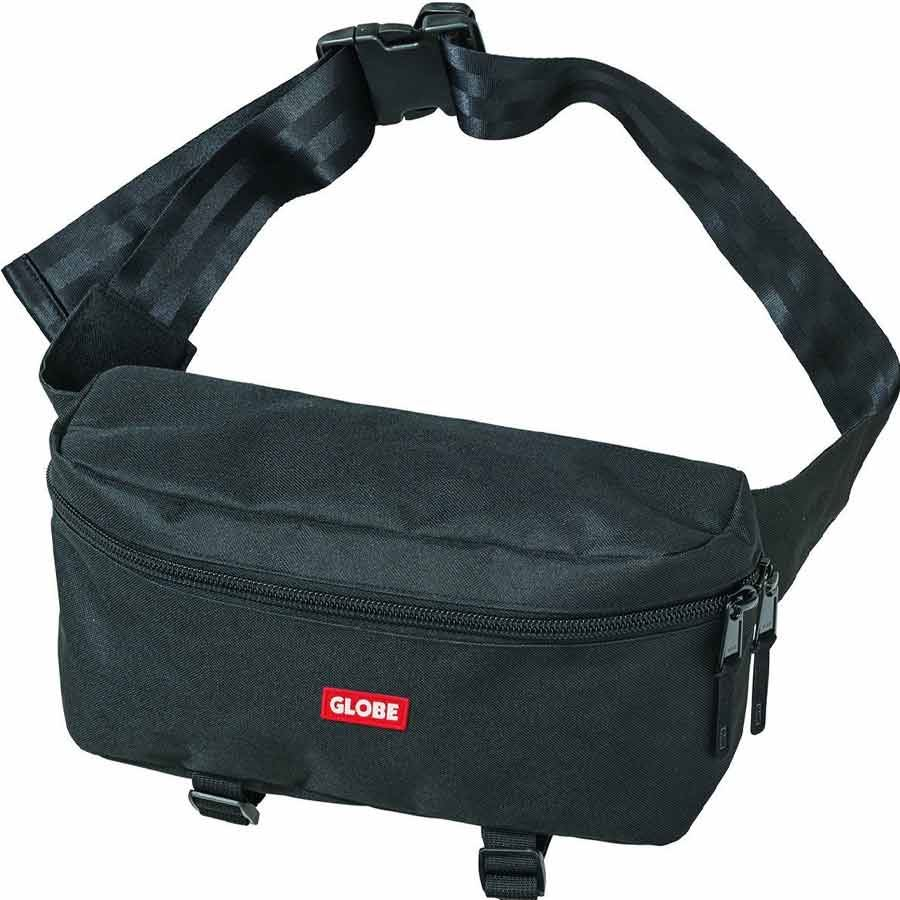 Sac Bandoulière GLOBE Bar Shoulder Pack Black