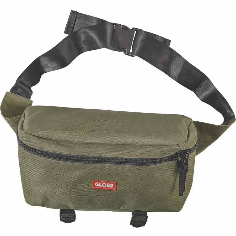 Sac Bandoulière GLOBE Bar Shoulder Pack Olive