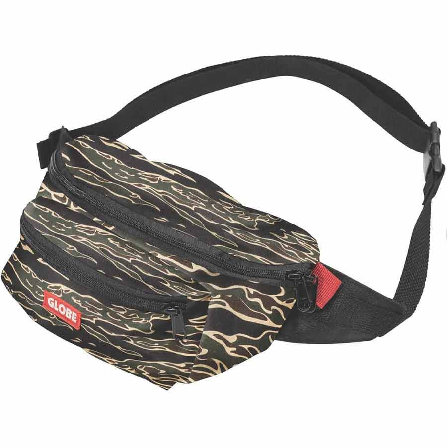 Sac Banane Globe Bar Waist Pack Tiger Camo