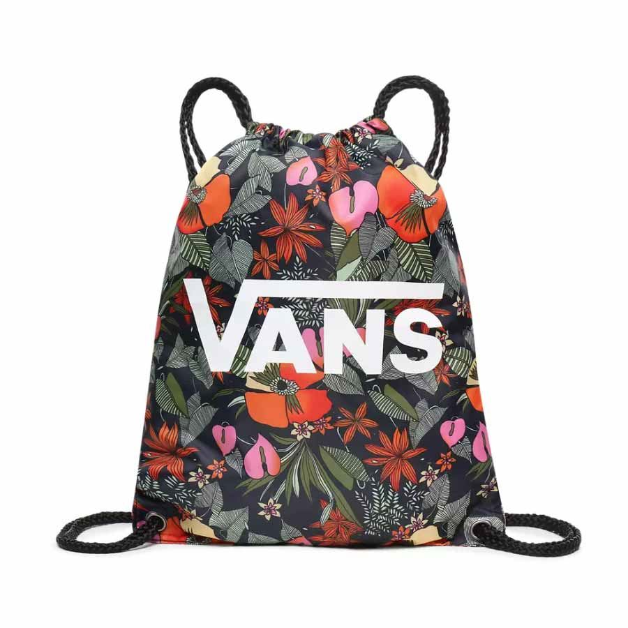 Sac VANS femme Benched Bag Multi Tropic Dress Blues