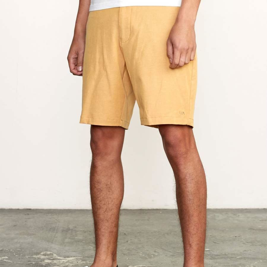 "Boardshort Homme RVCA Back In 19"" Honey"