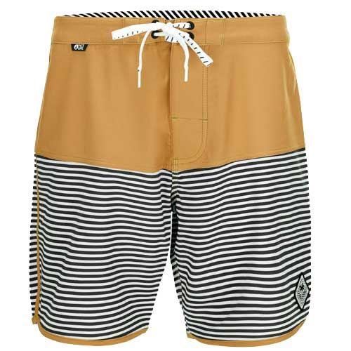 "Boardshort PICTURE Homme Andy 17"" Camel"