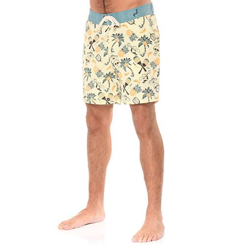 Boardshort OCEAN & EARTH Cabo 17""