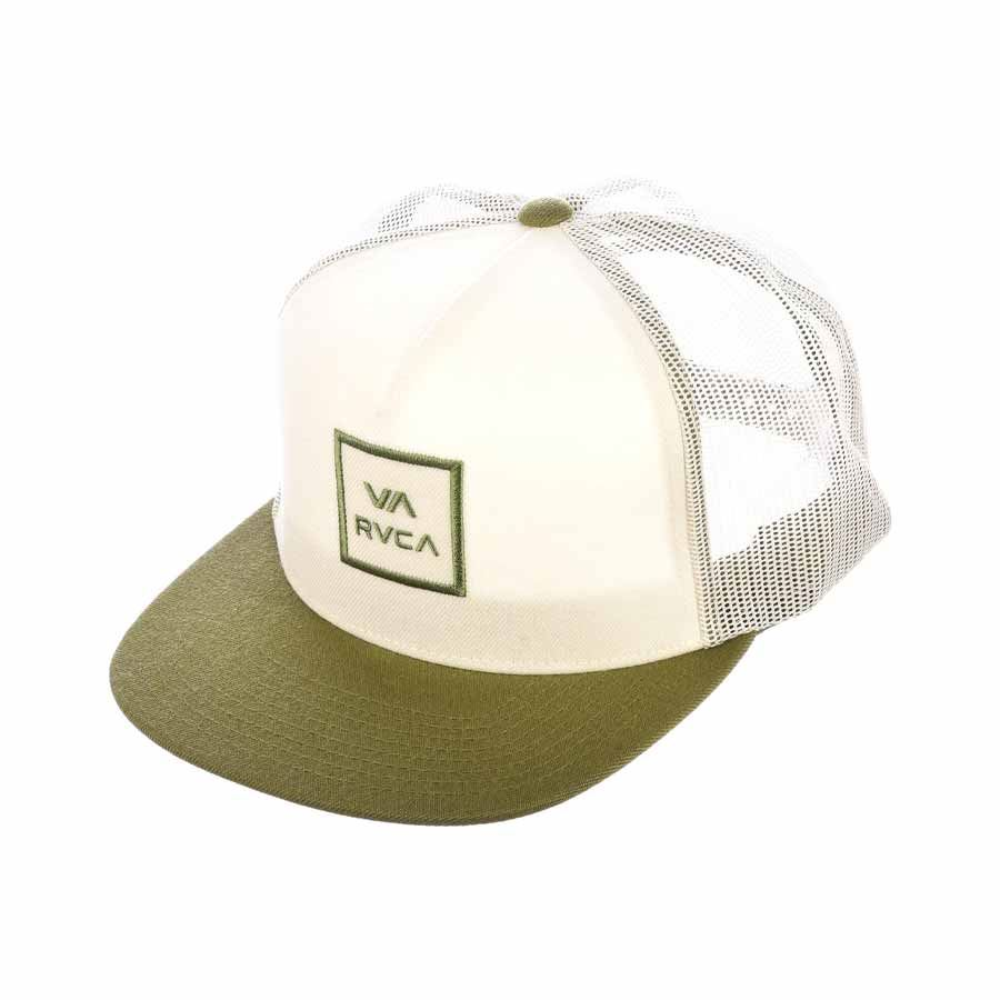 Casquette RVCA All The Way Tru Cream