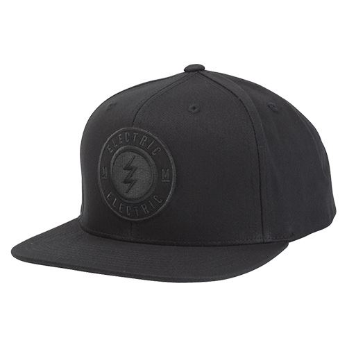 Casquette ELECTRIC Peninsula Black