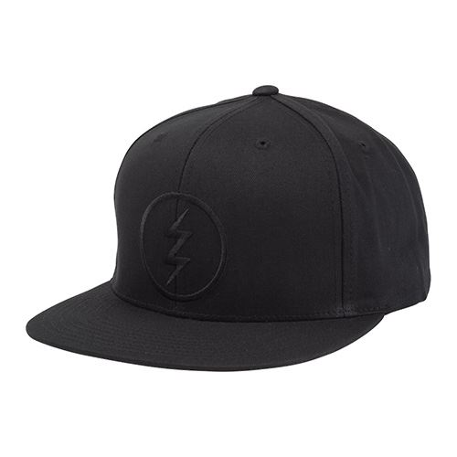 Casquette ELECTRIC Volt Snap Black
