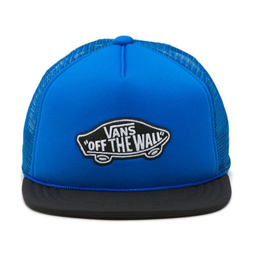 Casquette Junior VANS Classic Patch Trucker Imperial Blue