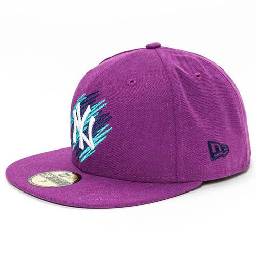 Casquette NEW ERA 59FIFTY Double Scribble NY