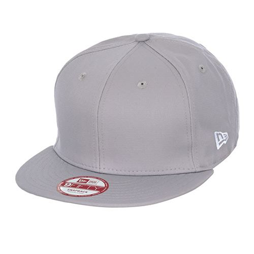 Casquette NEW ERA 9FIFTY Cotton Snap Gray