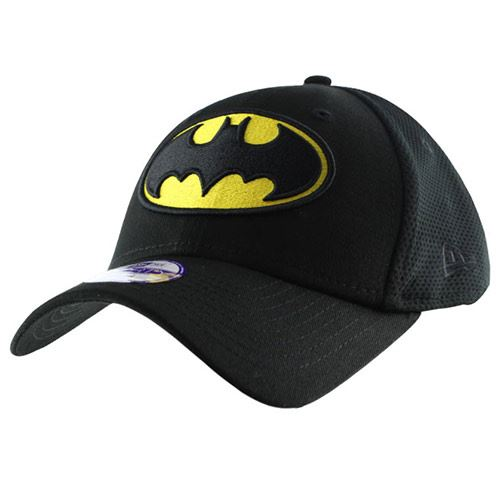 Casquette Enfant (Youth) NEW ERA 9FORTY Mesh Hero Batman