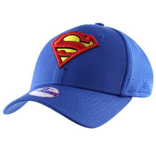 Casquette Enfant (Youth) NEW ERA 9FORTY Mesh Hero Superman
