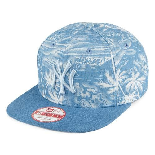 Casquette NEW ERA 9FIFTY Den Palm Snapback