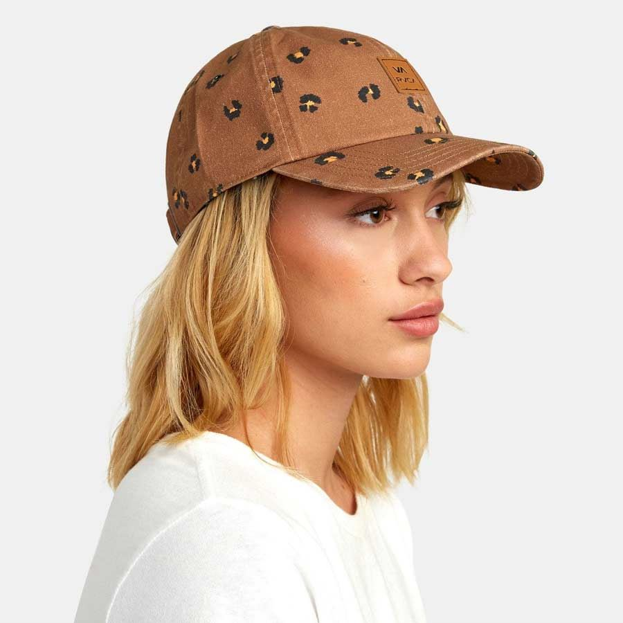 Casquette RVCA Femme Staple Dad Hat Almond