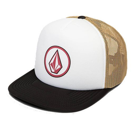Casquette VOLCOM Full Frontal Cheese Camel