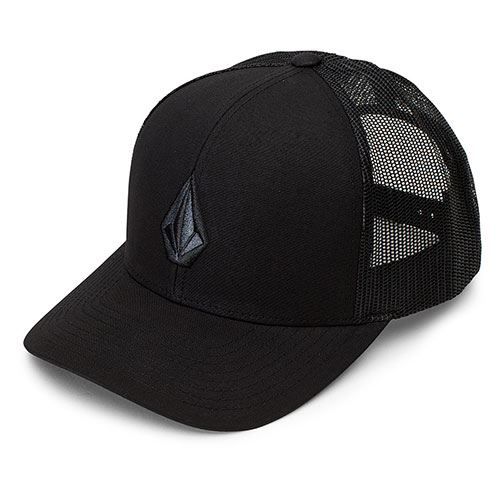 Casquette VOLCOM Full Stone Cheese Black
