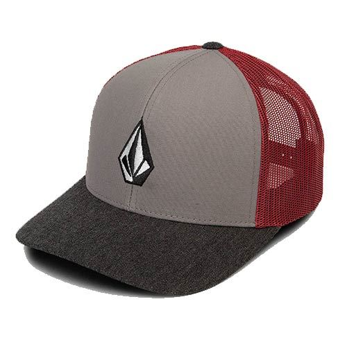 Casquette VOLCOM Full Stone Cheese Burgundy