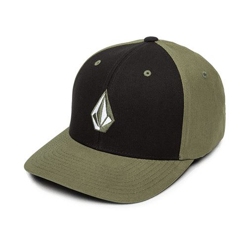 Casquette VOLCOM Full Stone Heather XFit Army