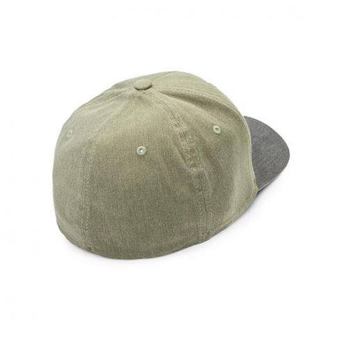 Casquette chinée VOLCOM Full Stone XFit Light Army