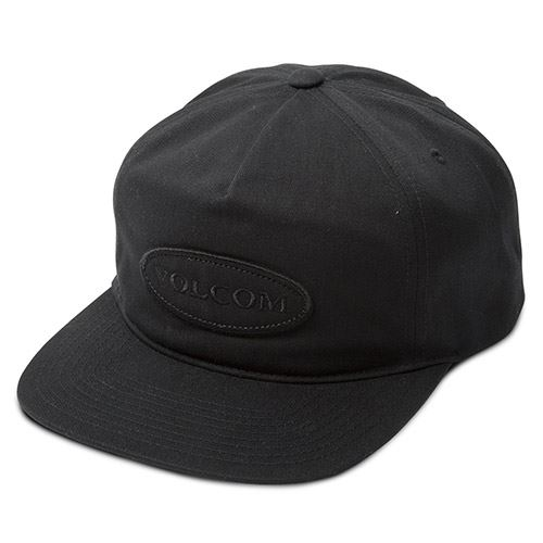 Casquette VOLCOM Hard Core In 94 Vintage Black