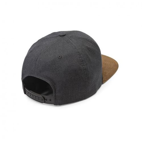 Casquette VOLCOM Quarter Fabric Mud