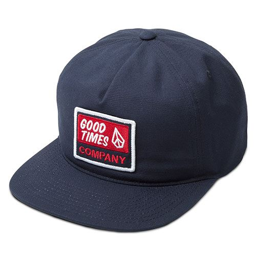 Casquette VOLCOM Righteous Indigo