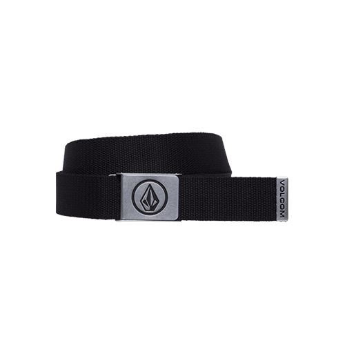 Ceinture VOLCOM Circle Web Black
