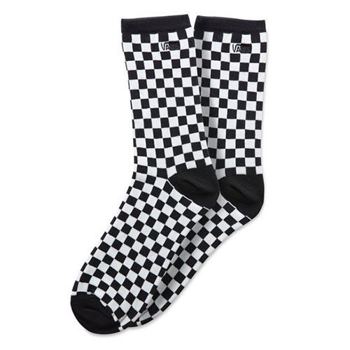 Chaussettes VANS Ticker Sock Black White Checkerboard