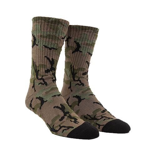 Chaussettes VOLCOM Noa Sock Camouflage