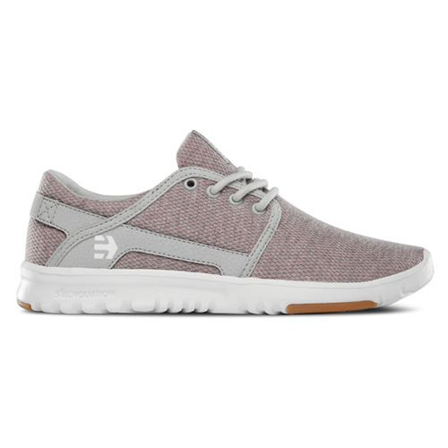 Chaussures ETNIES Scout Womens Coco Ho Pink White Grey