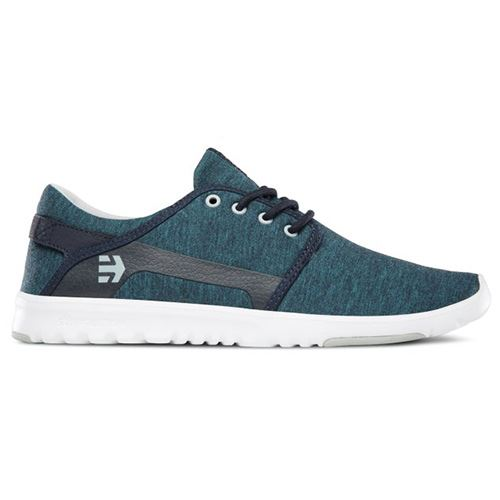 Chaussures ETNIES Scout Parker Coffin Navy Grey White