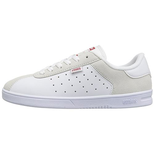 Chaussures ETNIES The Scam Womens White