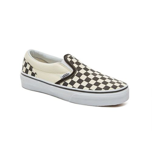 Chaussures Enfant VANS Slip-On Checkerboard Black