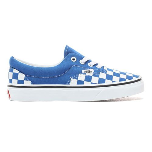 Chaussures VANS Checkerboard Era Lapis Blue True White