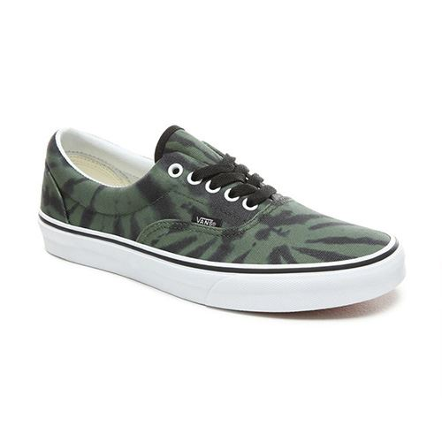 Chaussures VANS Era Tie Dye Garden Green True White