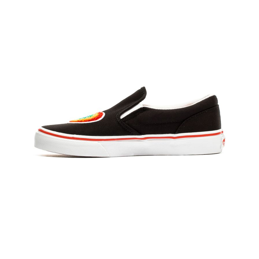 Chaussures VANS Classic Slip-On Chenille Rainbow