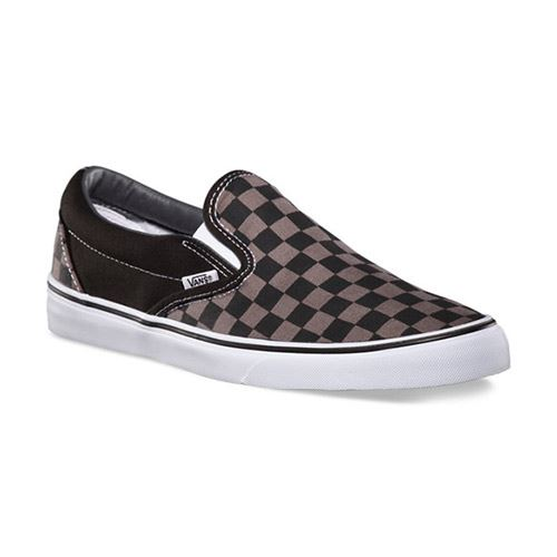 Chaussures VANS Classic Slip-On Black Pewter