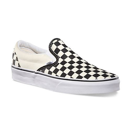 Chaussures VANS Classic Slip-On Black White Checker