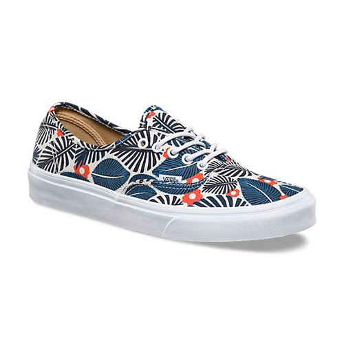 Chaussures VANS Tropic Havana Authentic Classic White